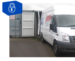 Secure self store Avonmouth